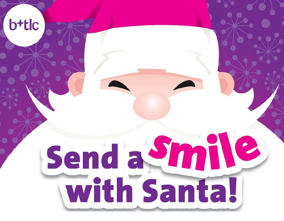 Send a Smile with Santa