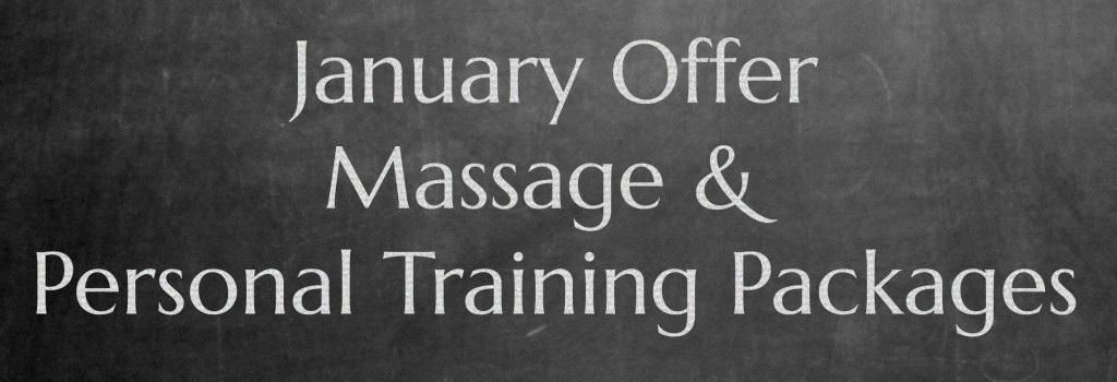 Personal Training & Massage Packages