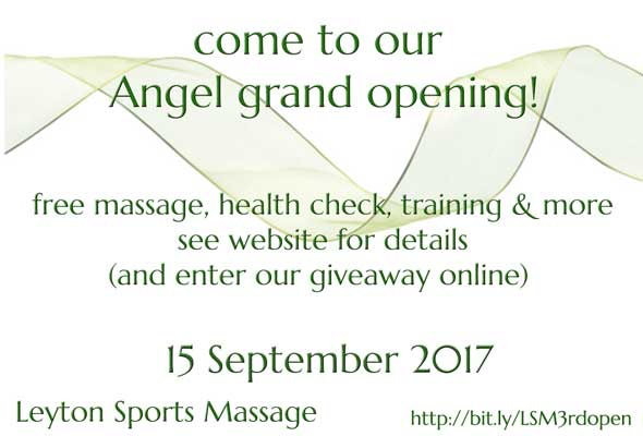 Angel Grand Opening