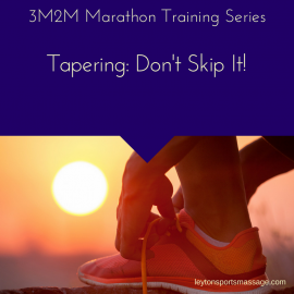 Why Tapering is Essential for Marathon Training