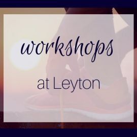 Workshops at LSM!