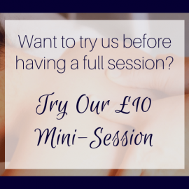 £10 Mini Session