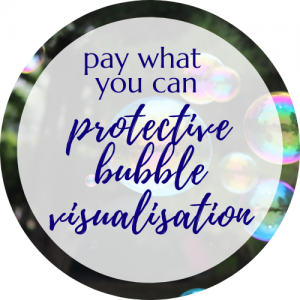 bubble visualisation