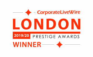 London Prestige 2019/20 Best Massage Therapist Award